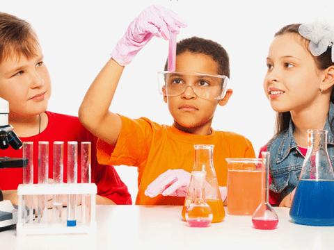 Детски Научен Клас - ДНК