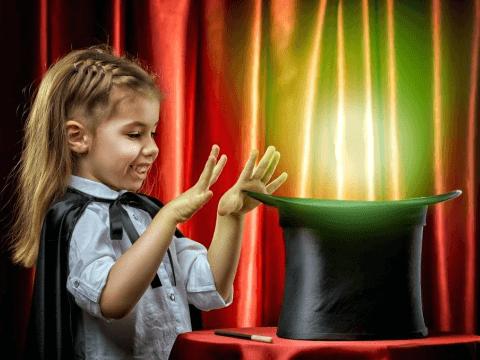 Детски Магичен Клас