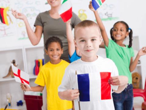 Чужди езици за деца